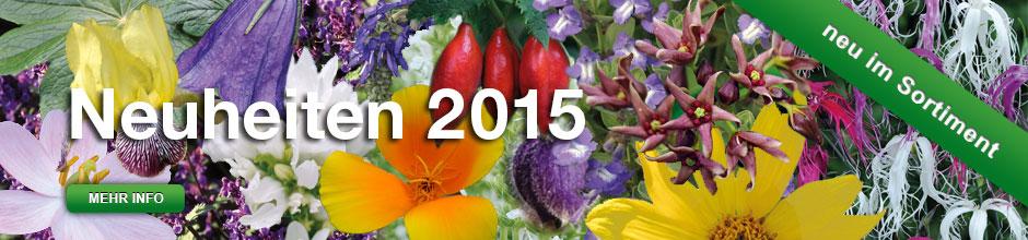 Slider Neuheiten 2015